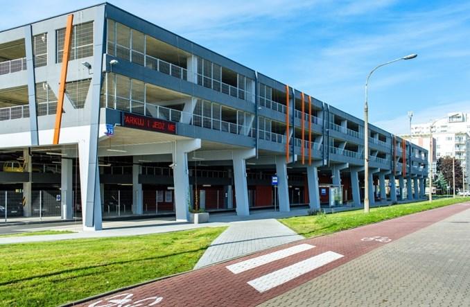 ZTM Warszawa pokoloruje poziomy parkingów przesiadkowych