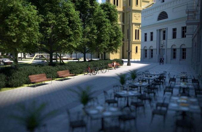 Łódź: Początek przebudowy Placu Wolności jeszcze w tym roku
