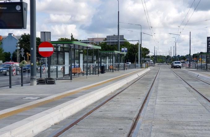 Poznań: Tramwaje wracają na ul. Jana Pawła II i Zamenhofa