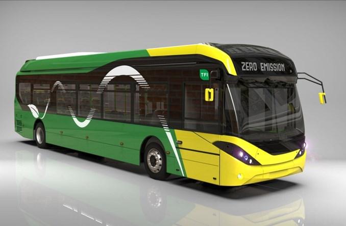 Irlandia kupi do 200 nowych autobusów elektrycznych