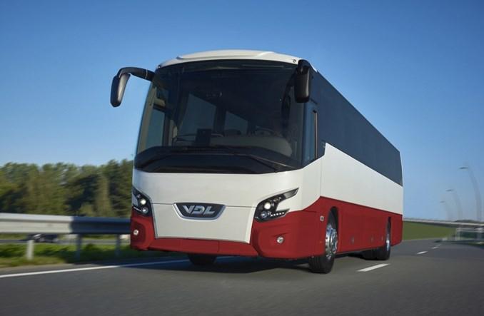 Łotwa z nowymi autobusami od firmy VDL