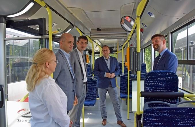 Solarisy wyjeżdżają na trasy MZK Jastrzębie-Zdrój