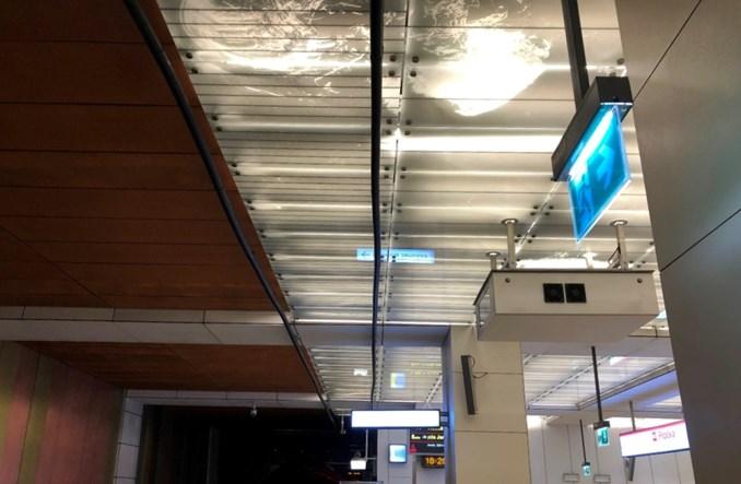 Metro na Wolę: Efektowne stacje źle się starzeją. Miejscami brudno i ciemno
