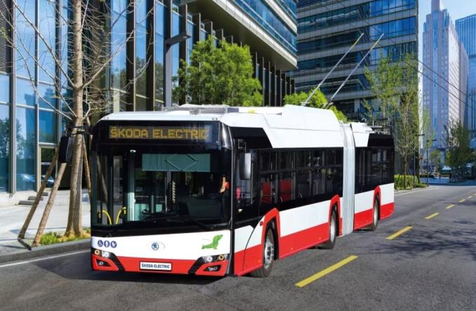 Do Brna trafi kolejnych 20 trolejbusów Škoda-Solaris