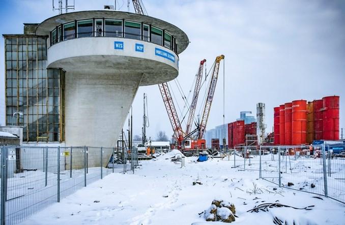 Warszawa Zachodnia: 100% ścian szczelinowych po stronie Tunelowej. Soletanche podsumowuje prace