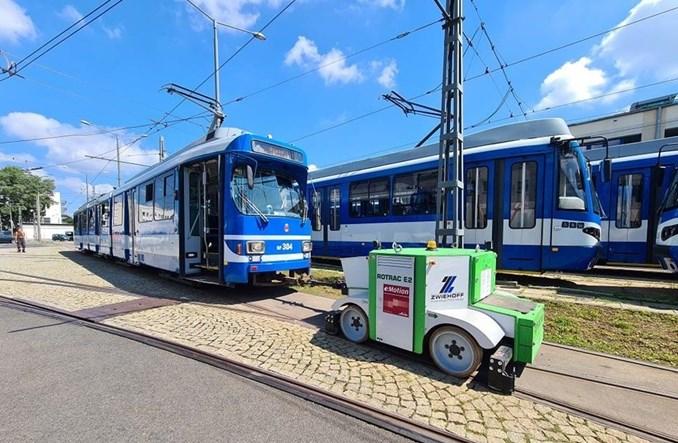 Kraków pożegnał niezmodernizowane tramwaje GT8S