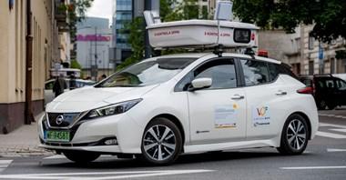 Warszawa z nowymi autami do kontroli parkowania
