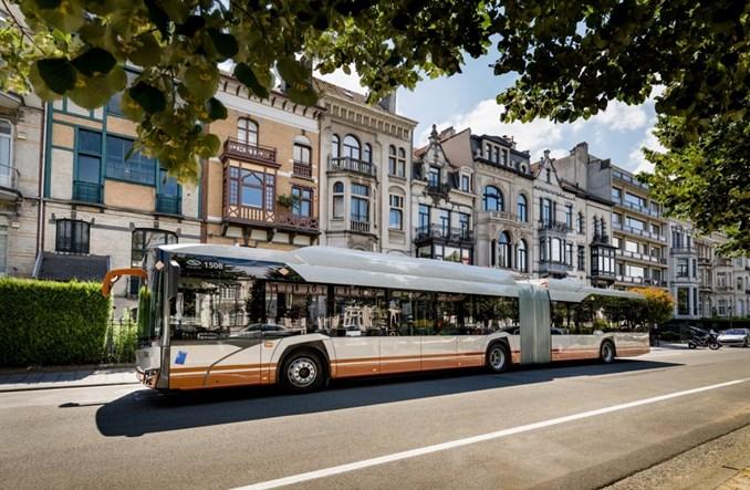 Aarhus pierwszym duńskim miastem z elektrobusami Solarisa