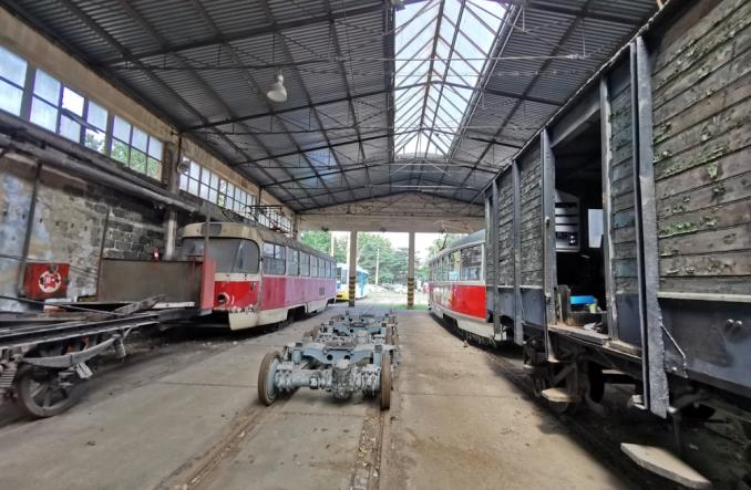 Koszyce przebudują zajezdnię tramwajową. W oczekiwaniu na Pesę