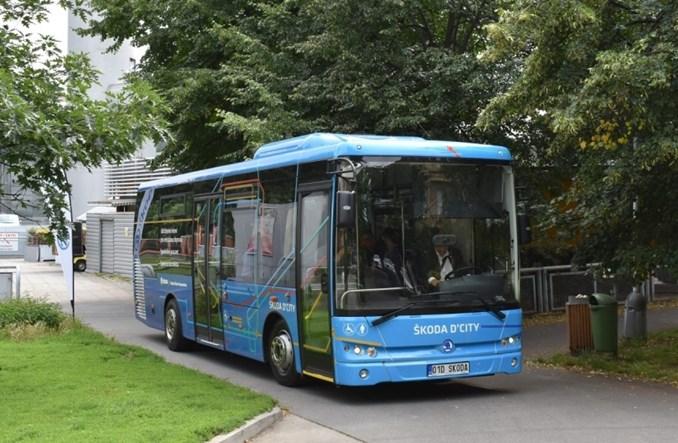 Nowy autobus w ofercie Skody nie taki nowy