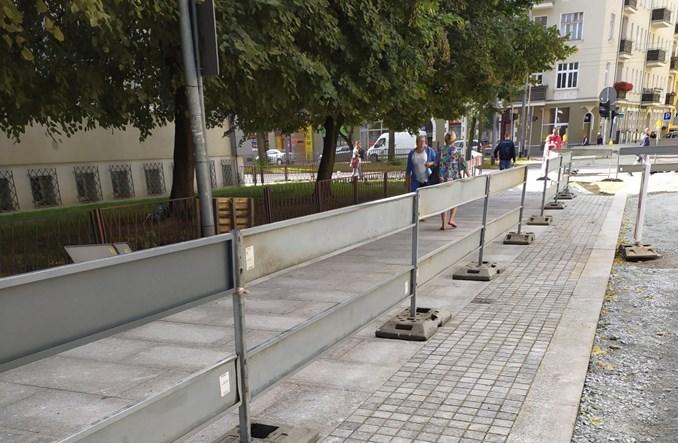 Szczecin: Przebudowa ulic koło Turzynu nabiera kształtu