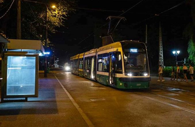 Nowe tramwaje Pesy po pierwszych jazdach w Jassach [zdjęcia]