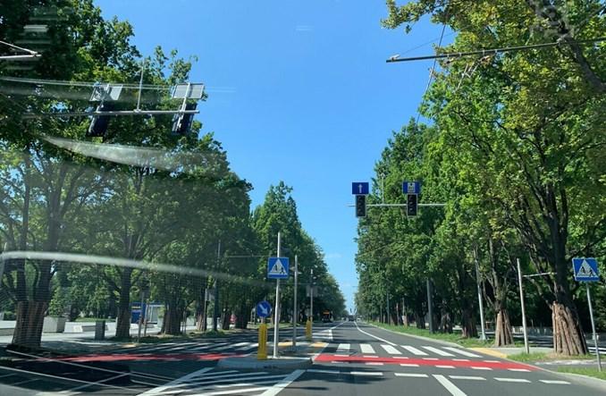 Lublin kończy kluczową inwestycję. Aleje Racławickie oddane do użytku