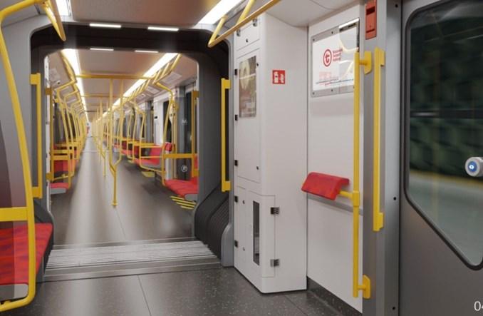 Metro: Jak będą wyglądały pociągi Varsovia w środku? [wizualizacje]