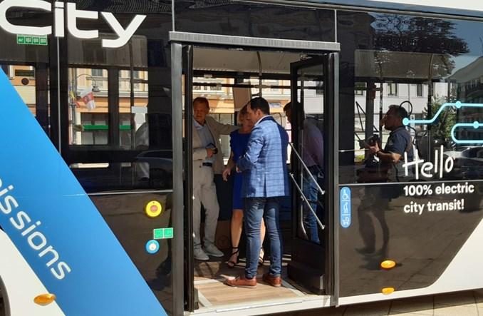 Trwają testy pierwszego elektrobusu wyprodukowanego w Rumunii