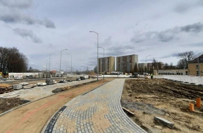 Szczecin: Niebawem otwarcie Szafera, ale na tramwaj poczekamy