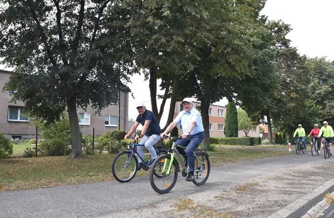 Budowa ścieżki rowerowej w ciągu drogi wojewódzkiej nr 308  Racot – Katarzynin – Choryń