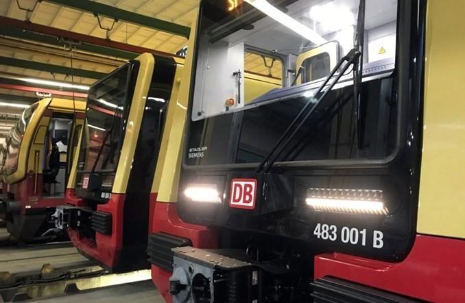Berlin: Pomyślne testy nowych pociągów S-Bahn od Siemensa i Stadlera