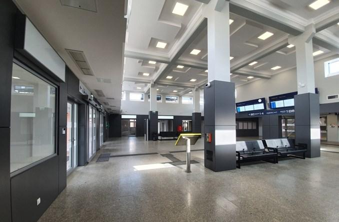 Dworzec w Tczewie otwarty po przebudowie [zdjęcia]
