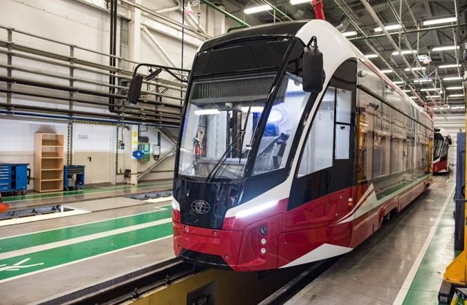 Rosja: Czerepowiec kupi nowe tramwaje