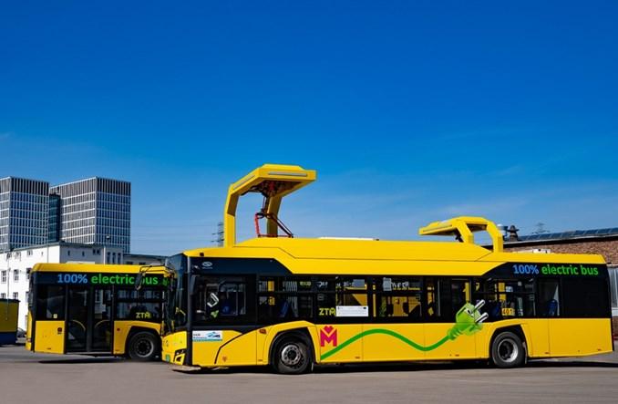 GZM złożyła wnioski do programu Polski Ład. W planie zakup 235 autobusów hybrydowych i CNG