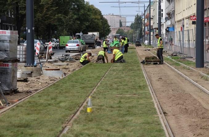 Częstochowa: Niebawem jazdy próbne tramwajów na remontowanym torowisku