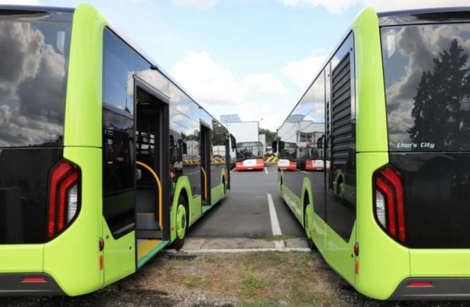 Gorzów Wielkopolski z nowymi autobusami miejskimi