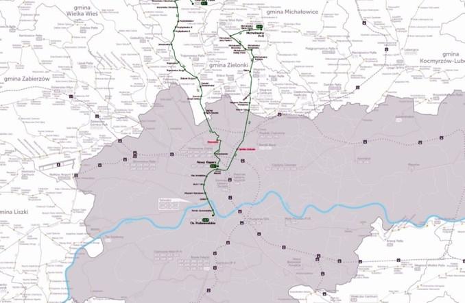 Kraków: Nowe przyspieszone linie aglomeracyjne i wzmocnienia komunikacji