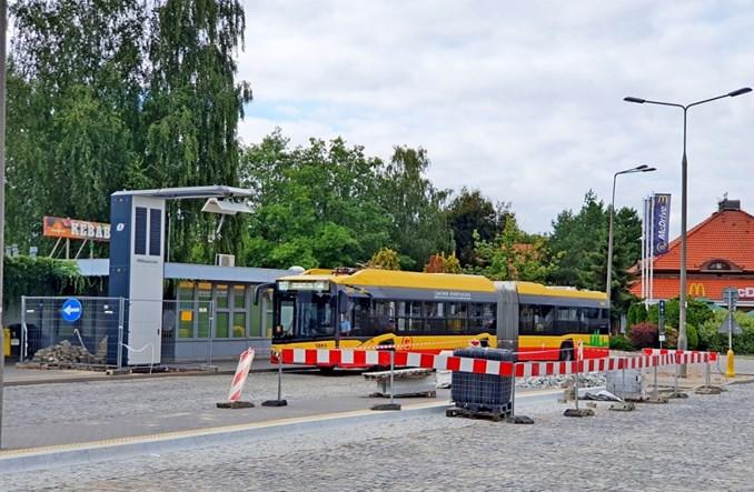 Warszawa. We wrześniu ruszy największa stacja ładowania autobusów