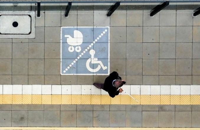 Poznań: Interaktywne znaczniki dla niewidomych na trasie na Naramowice