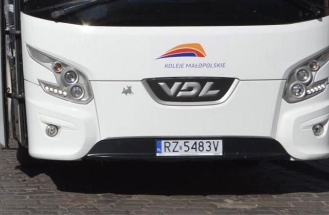 Koleje Małopolskie kupują... autobusy. Jest przetarg