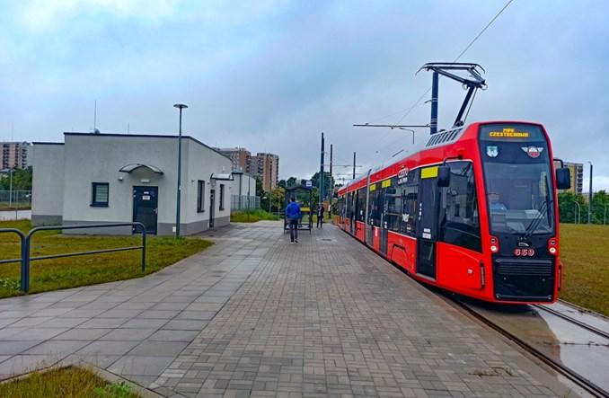 1 września ruszą częstochowskie tramwaje. Niektórych peronów brak