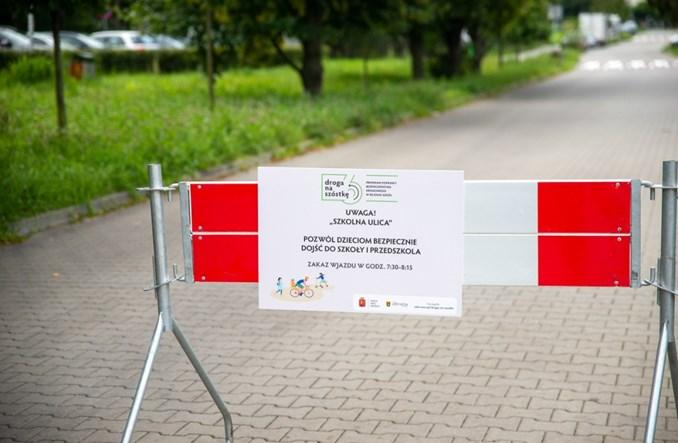 Warszawa ułatwia docieranie do szkół