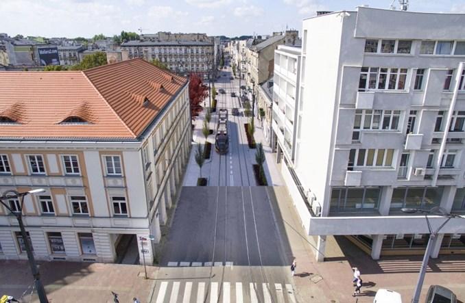 Łódź: Legionów i Cmentarna – lada chwila przetarg na przebudowę