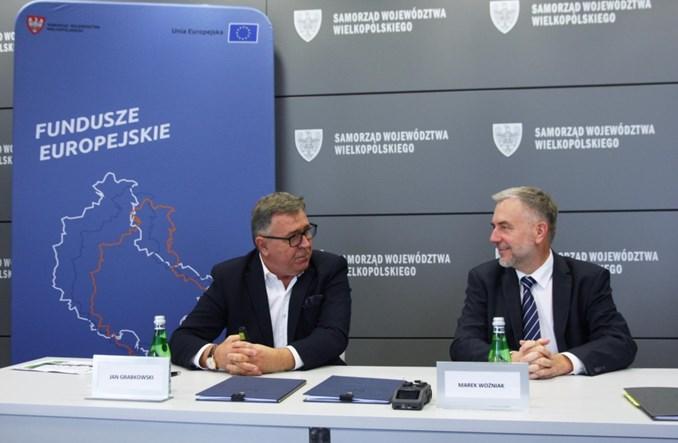 Nowa droga pieszo-rowerowa połączy Szreniawę z Komornikami