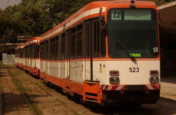 Łódź sprowadza kolejne wagony M8C