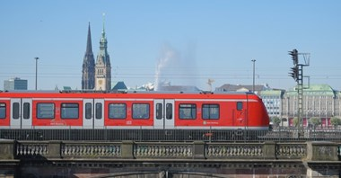 Hamburg korzysta z opcji. Alstom dostarczy tam kolejne pociągi dla S-bahnu