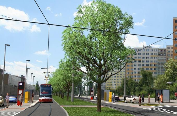 Praga z pozwoleniem na budowę nowej trasy tramwajowej