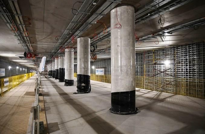 Brakuje kilkuset mln zł na metro na Karolin. Co dalej z budową?