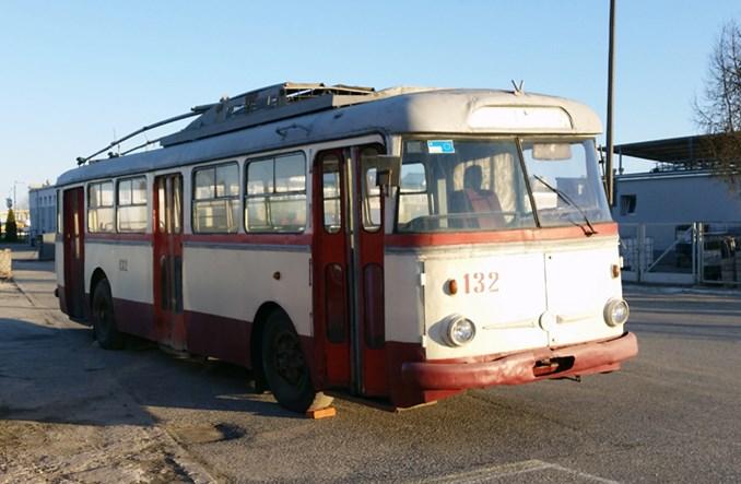 MPK Lublin z kolejnym zabytkowym pojazdem. Tym razem trolejbus Skody