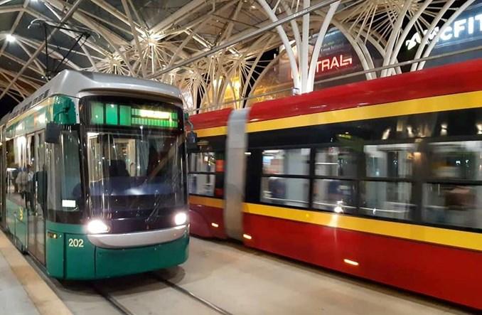 Tramwaje z Helsinek zaczynają wozić pasażerów w Łodzi