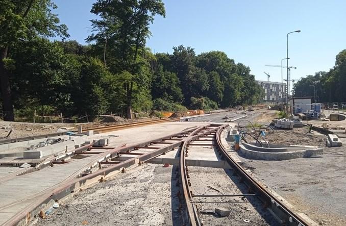 Wrocław: W tym roku tramwaje wrócą na ul. Dmowskiego