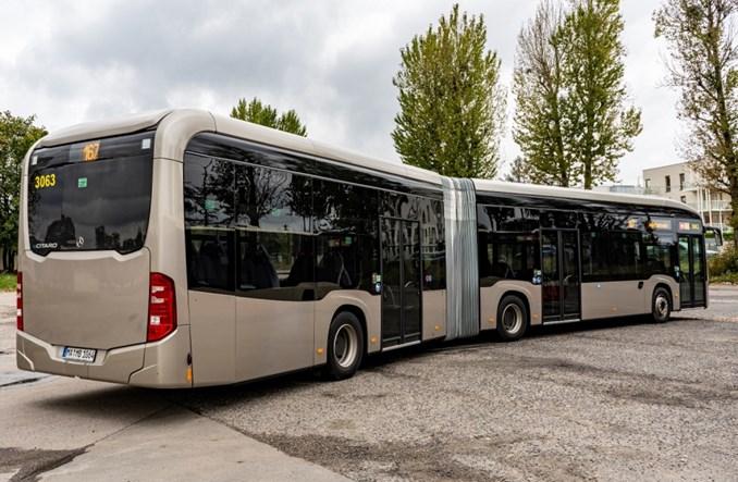 Gdańsk przetestuje nowy autobus Mercedes eCitaro G