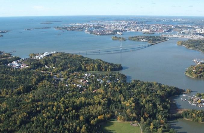 Helsinki rozpoczną w tym roku budowę tramwaju przez Mosty Królewskie