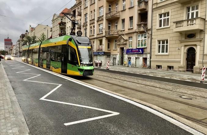 Poznań. Na Wierzbięcicach znowu kursują tramwaje (zdjęcia)
