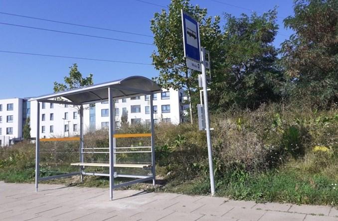 Szczecin. Nowe wiaty na przystankach