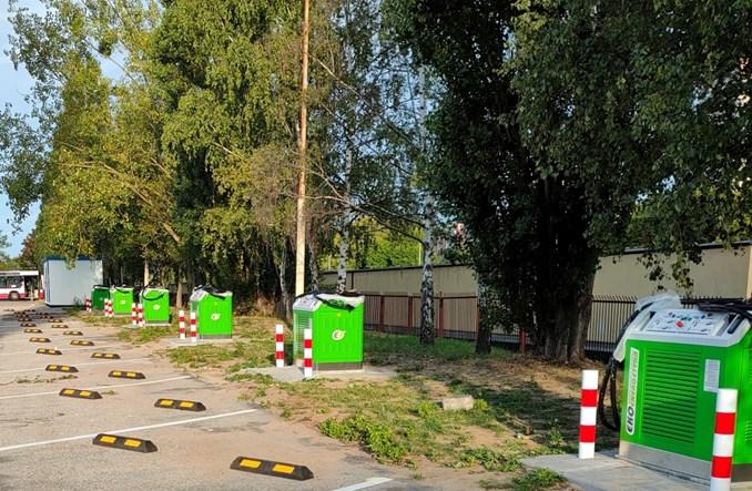 Szczecin. Zajezdnia Klonowica już z ładowarkami do elektrobusów