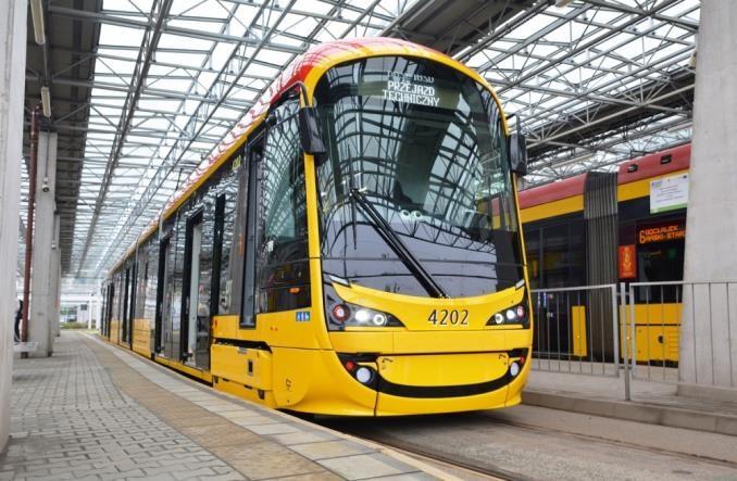 Wybieramy nazwę dla nowych tramwajów