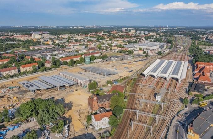 Gliwice:  Za rok otwarcie centrum przesiadkowego przy dworcu PKP
