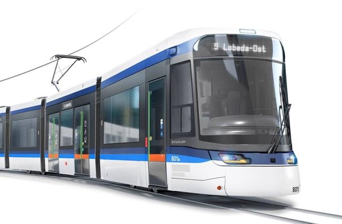 Zaprezentowano wygląd nowego tramwaju Stadlera dla Jeny